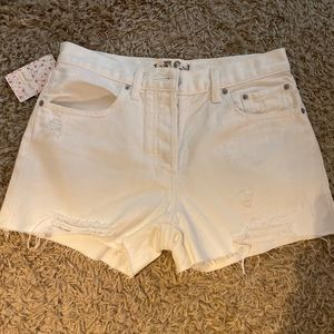 Free People/We the Free Shorts